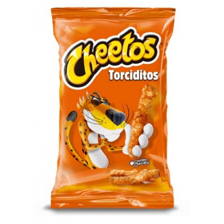 Sabritas Cheetos Torciditos 52 Gr