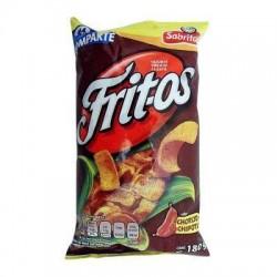 Sabritas Fritos Chorizo Chipotle 57 Gr