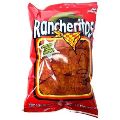 Sabritas Rancheritos Originales 60 Gr