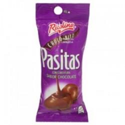 Ricolino Pasitas Chocolate 50 grs