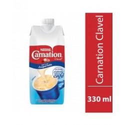 Nestle Carnation Clavel Tetra Pack 330 Ml