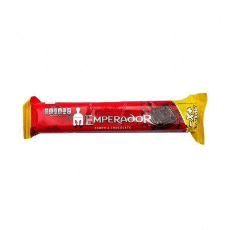 Gamesa Emperador Chocolate Paketon 171 gr