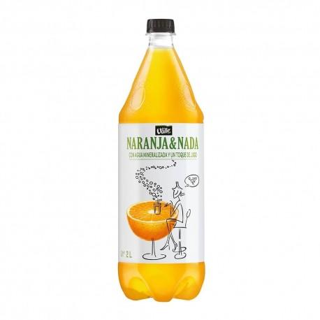 Naranjada & Nada 2 Lt