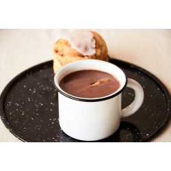 Chocolate Caliente Mexicano Gde 16 Oz
