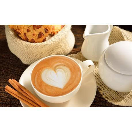 Cappuccino Med 12 Oz - Café Deli