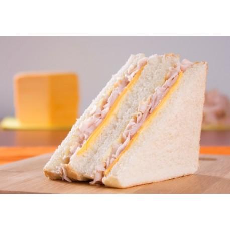 Sandwich de Pan Blanco