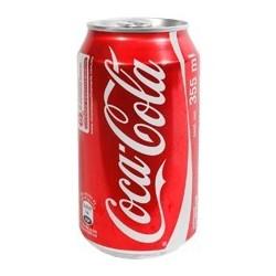 Coca Cola Lata 355