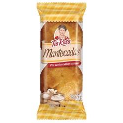 Tia Rosa Mantecadas 2 pzas 105 Gr