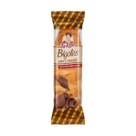Tia Rosa Bigotes Chocolate 60 gr