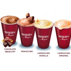 Cappuccino Nescafe 16 oz